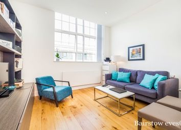 Thumbnail 1 bed flat to rent in Printworks, Clapham Road, London