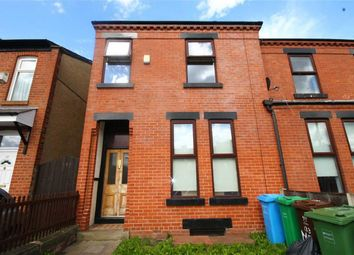 Thumbnail 5 bed end terrace house to rent in Mauldeth Road, Fallowfield, Manchester