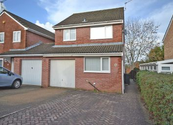 Thumbnail 3 bedroom detached house for sale in Detached Modern House, Mill Heath, Newport
