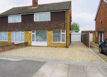 Beautiful Thumbnail 3 Bedroom Semi Detached House For Sale In Gransden Close, Luton