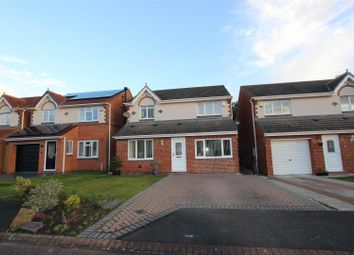 Thumbnail 3 bed detached house for sale in Gilderdale Close, Faverdale, Darlington