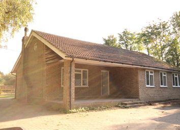 Green Lane, Thorpe, Surrey TW20. 4 bed detached bungalow