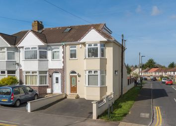 Thumbnail 4 bedroom end terrace house for sale in Memorial Road, Hanham, Bristol