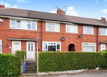 Thumbnail 3 bed terraced house for sale in Victoria Park Grove, Leeds