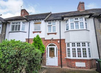 Thumbnail 3 bed terraced house for sale in Bamford Road, Bromley