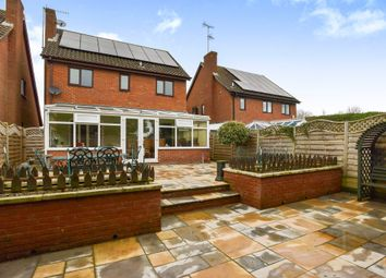 Thumbnail 4 bed detached house for sale in Simpson Road, Bletchley, Milton Keynes