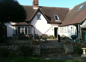 Thumbnail 5 bed cottage to rent in High Road, Great Finborough