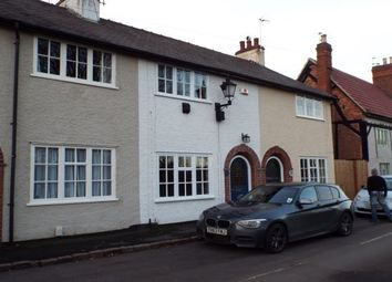 Thumbnail 2 bed cottage to rent in Town Green Street, Leicester