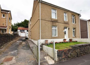 Thumbnail 3 bed semi-detached house for sale in Mansel Road, Bonymaen, Swansea