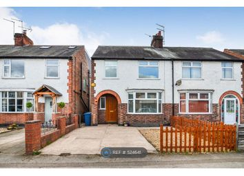 Thumbnail 3 bedroom semi-detached house to rent in Abbey Road, West Bridgford, Nottingham