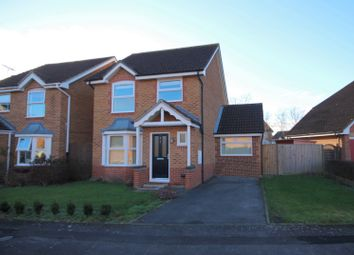 Thumbnail 3 bed detached house to rent in Usk Way, Didcot