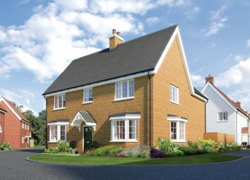 Thumbnail 5 bed detached house for sale in Berryfields, Chapel Road, Tiptree, Essex