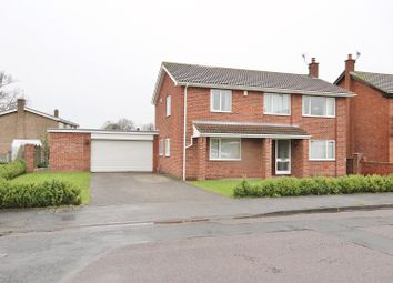 Thumbnail 4 bed property for sale in Dunnington Drive, Hambleton, Selby