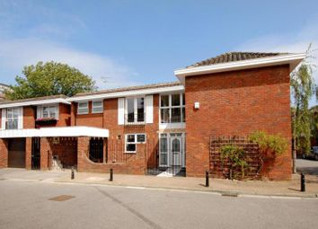 Thumbnail 6 bed terraced house to rent in Denning Close, St John's Wood