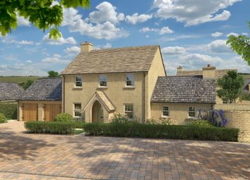 Thumbnail 3 bed detached house for sale in Boscombe Lane, Horsley, Stroud