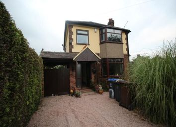 Thumbnail 3 bed detached house for sale in Cellarhead Road, Werrington, Stoke-On-Trent
