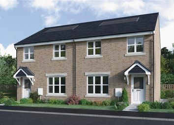 "Thumbnail 3 bedroom semi-detached house for sale in ""Meldrum"" at East Calder, Livingston"
