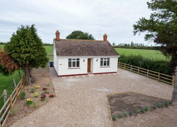 Thumbnail 2 bed detached bungalow for sale in New Hammond Beck Road, Wyberton Fen, Boston, Lincs