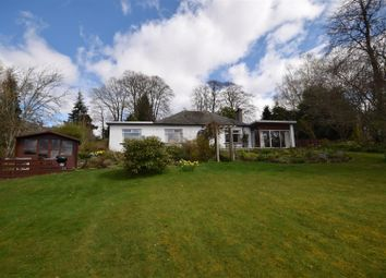 Thumbnail 4 bed property for sale in Carncroft, Kinnaird, Pitlochry