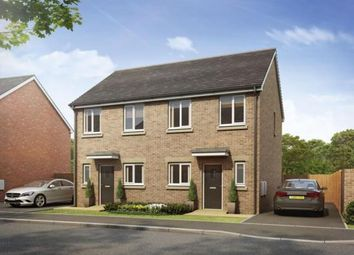 Thumbnail 2 bed semi-detached house for sale in Radley Park, Lowfield Lane, St. Helens, Merseyside