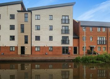 Thumbnail 2 bedroom flat to rent in Quay Side, Stoke-On-Trent