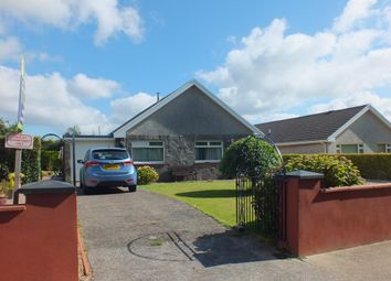 Thumbnail 3 bed detached bungalow for sale in Wood Lane, Neyland, Milford Haven