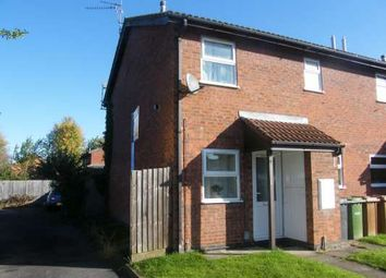 Thumbnail 1 bedroom terraced house to rent in Cranemore, Werrington, Peterborough