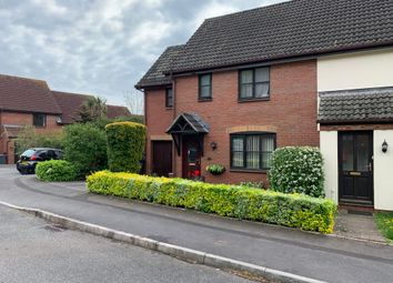 Thumbnail 3 bedroom end terrace house to rent in Heron Way, Torquay