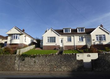 Thumbnail 2 bed detached bungalow to rent in King Street, Combe Martin, Devon