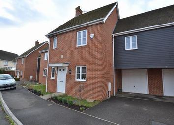 Thumbnail 3 bed end terrace house to rent in St. Swithins Road, Fleet
