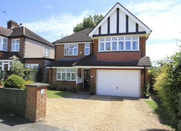 Thumbnail 4 bed detached house for sale in Croft Gardens, Ruislip