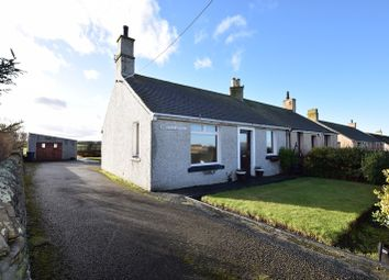 Thumbnail 2 bed semi-detached bungalow for sale in 1 Mansfield Cottages, Canisbay