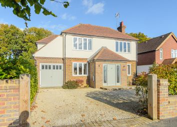 Thumbnail 4 bed detached house for sale in New Park Road, Cranleigh