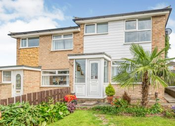 Thumbnail 3 bed semi-detached house for sale in Wasdale Grove, Sheraton Park, Stockton-On-Tees