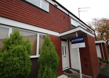 Thumbnail 3 bed terraced house to rent in Fulbrook Close, Redditch