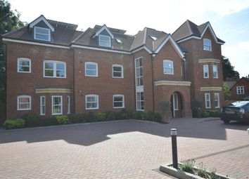 Thumbnail 2 bed flat for sale in Middle Gordon Road, Camberley, Surrey