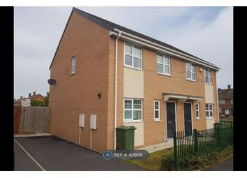 Thumbnail 3 bed terraced house to rent in George Stephenson Boulevard, Stockton-On-Tees