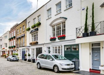 Thumbnail 4 bed mews house to rent in Belgravia, London