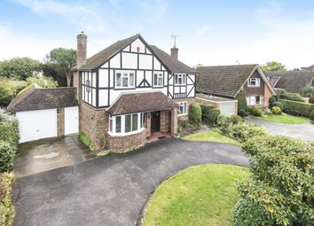 Thumbnail 4 bed detached house for sale in Watchetts Drive, Camberley