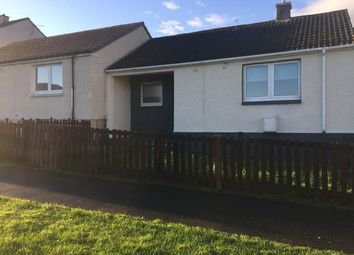 Thumbnail 1 bed bungalow to rent in Loganlea Crescent, Addiewell, West Calder