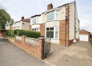 Thumbnail 3 bed semi-detached house for sale in Hurlfield Avenue, Gleadless, Sheffield