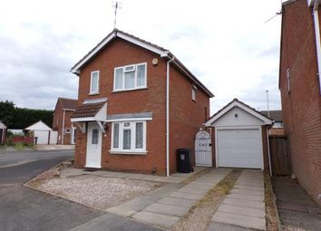 Thumbnail 3 bed detached house for sale in Stoneywell Road, Anstey Heights, Leicester, Leicestershire