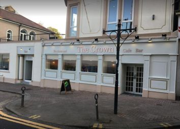 Thumbnail Leisure/hospitality to let in The Crown, 49 Argyll Street, Dunoon, Argyll And Bute