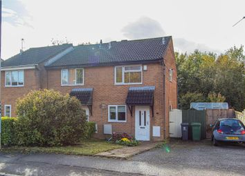 Thumbnail 2 bed semi-detached house to rent in Tangmere Drive, Fairwater, Cardiff