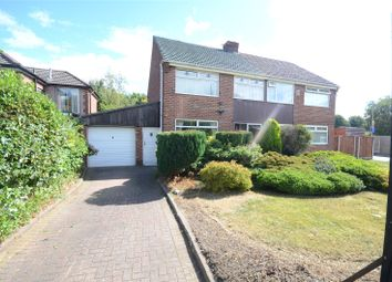 Thumbnail 3 bed semi-detached house for sale in Hayles Green, Gateacre, Liverpool