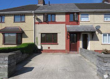 Thumbnail Terraced house for sale in Caeglas, Felinfoel Llanelli
