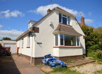Thumbnail 3 bedroom bungalow for sale in Salterton Road, Exmouth