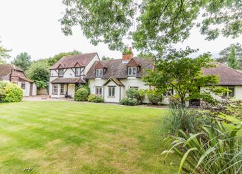 Thumbnail 4 bed detached house for sale in Hazel Gardens, Sonning Common, Reading