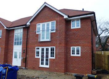Thumbnail 2 bedroom flat to rent in Ladbroke Close, Woodley