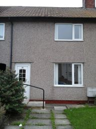 Thumbnail 2 bed terraced house to rent in Mendip Road, Billingham